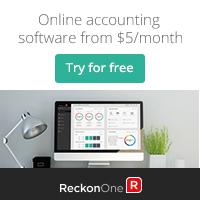 Ausmumpreneur - Reckon Accounting ad