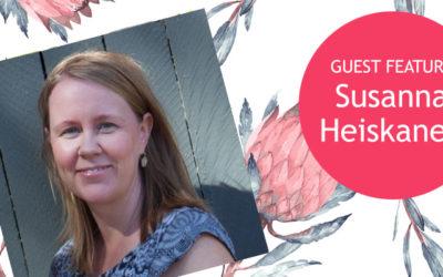 Ambassador Feature – Susanna Heiskanen, Tuutu